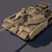 En développement : T-55 Enigma