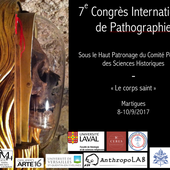 7e Congrès International de Pathographie / 7th International Pathography Congress