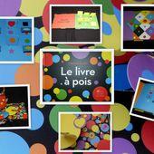 David Carter : le livre à pois et les cartes pop-up - OHPOP-UP le blog des livres animés