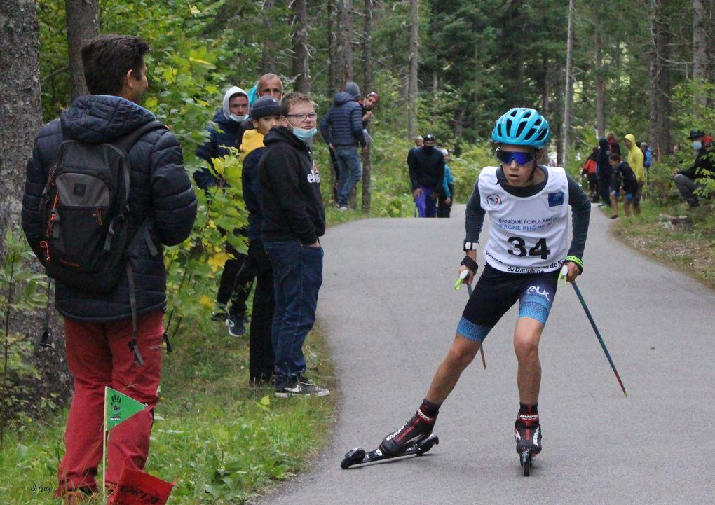 Retour sur le biathlon de Correncon