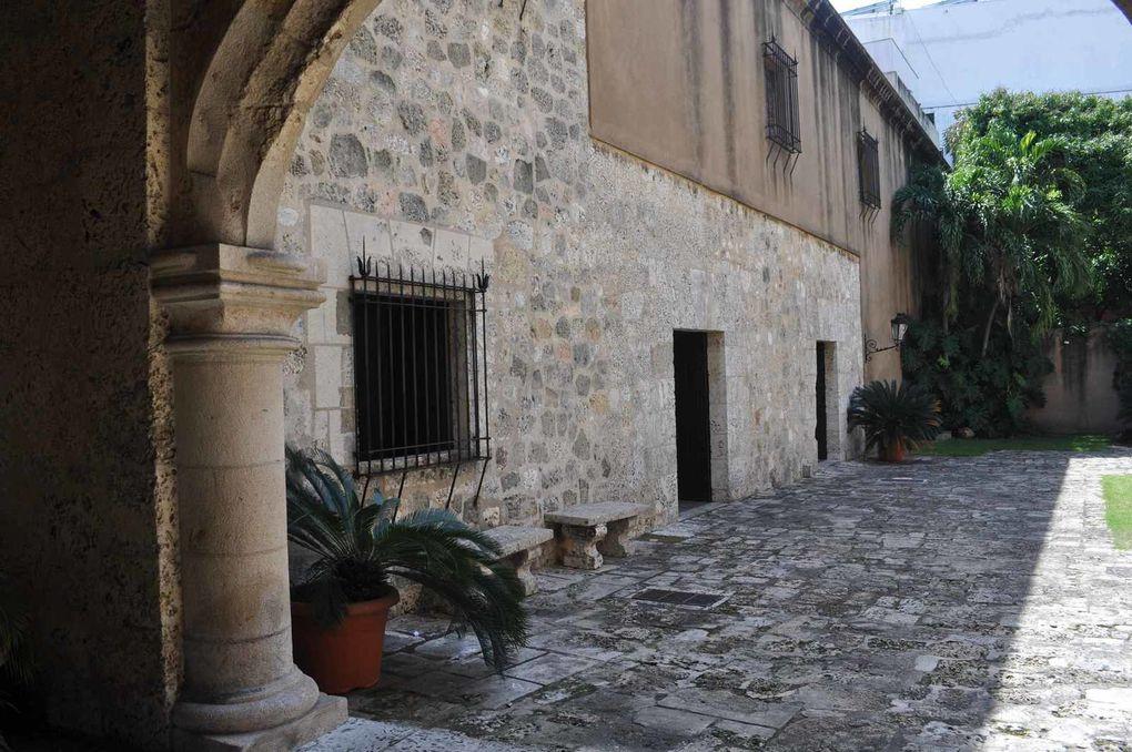 Palais-musée Las Casas Reales