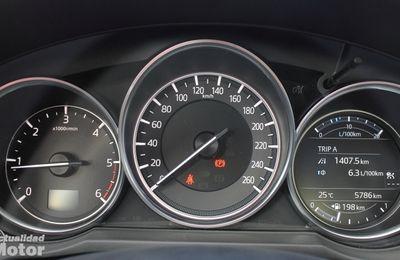 Prueba Mazda 6 2.2 Skyactiv-D 175 Luxury, el japonés vestido de alemán