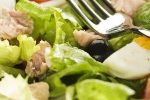 Rappel produit : Salade printaniere au jambon superieur de marque Loste Tradi France