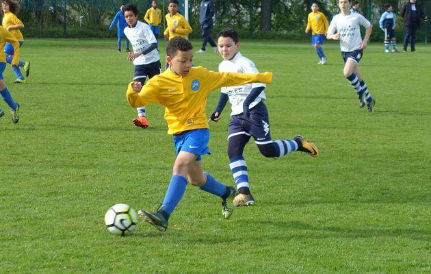 480 enfants présents sur les  deux tournois de l'AS Minguettes-Vénissieux