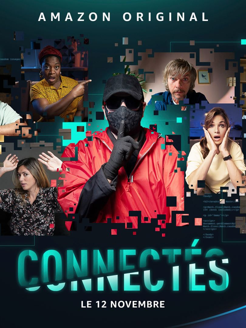 Critique Ciné : Connectés (2020, Amazon Prime Video)