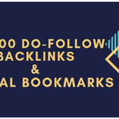 Rank on Google first page with 10,000 Do-Follow Backlinks and Social Bookmarks.