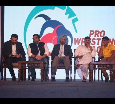 Kartikeya Sharma Promoter of Pro Sportify launches Pro Wrestling league in India