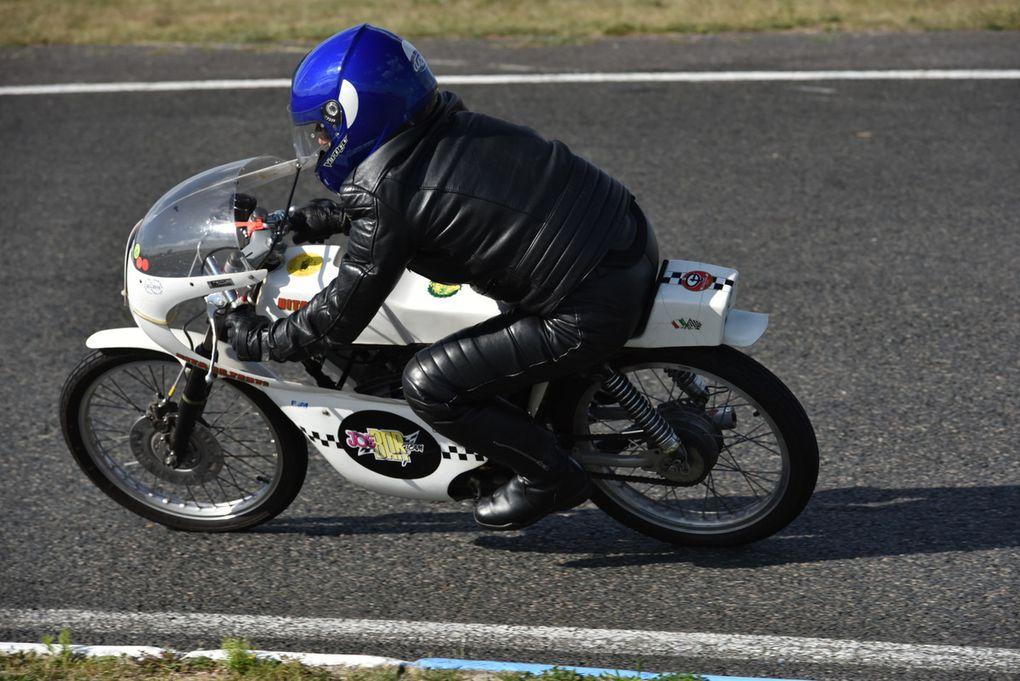 50/125, Challenge Honda