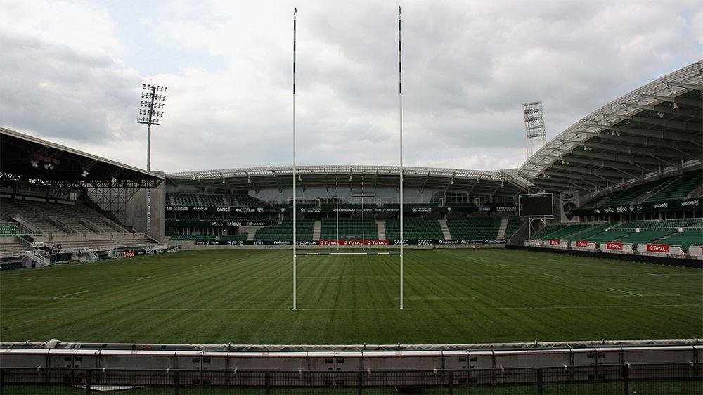 Stade du Hameau à Pau