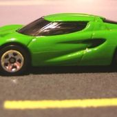 LOTUS PROJECT M250 HOT WHEELS 1/64 - car-collector.net