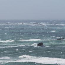 La tempête Alex, début octobre 2020, Finistère nord ( 2 ).