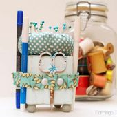 Cute Little Sewing Tool Caddy -