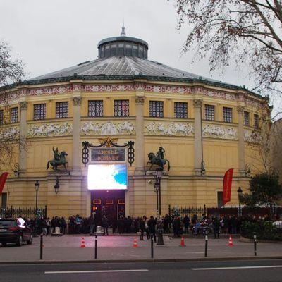 Le Cirque d'Hiver Bouglione à Paris