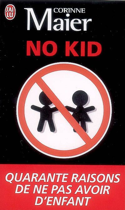 Corinne Maier, No Kid, enfant