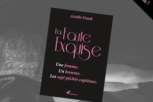 La faute exquise, Arielle Frank chez Ndb éditions