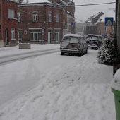 Humour Electeur Hollandais: Chute sur la neige - Doc de Haguenau