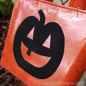 How To Make A Spooktacular Halloween Bag