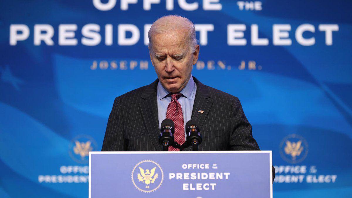 Biden et le pouvoir par la force
