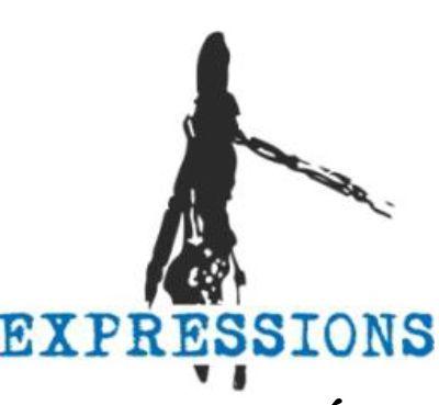 Présentation des éditions EXPRESSIONS de Nouméa par Hamid Mokaddem
