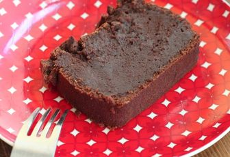 Fondant chocolat, crème de marron & rhum