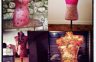 DIY (do it yourself) : les bustes à la mode du Vexin