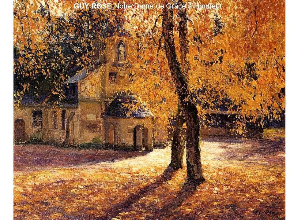 d'autres peintres impressionnistes américains à découvrir