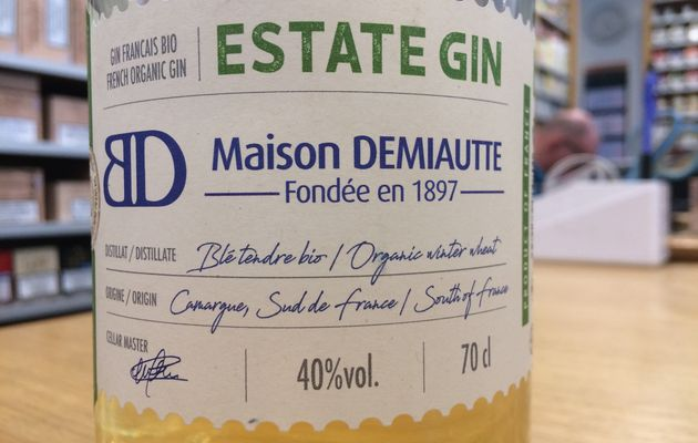 Estate Gin