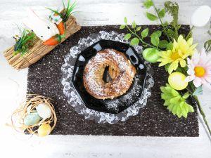 Recette - Cuisine - Pâques - 2019 - Paris Brest - Pâte à choux - Crème Mousseline - Miam - Dessert - Gâteau