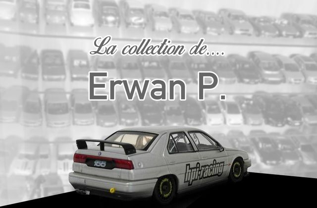 La collection très italienne de Erwan P.
