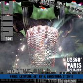 U2 -360° Tour -Paris ,Stade de France 18/09/2010 - U2 BLOG