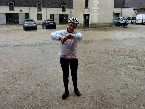 La Mandrionne sous la pluie !!!
