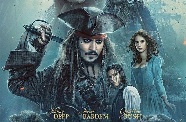 Critique Ciné : Pirates des Caraïbes : La Vengeance de Salazar (2017)