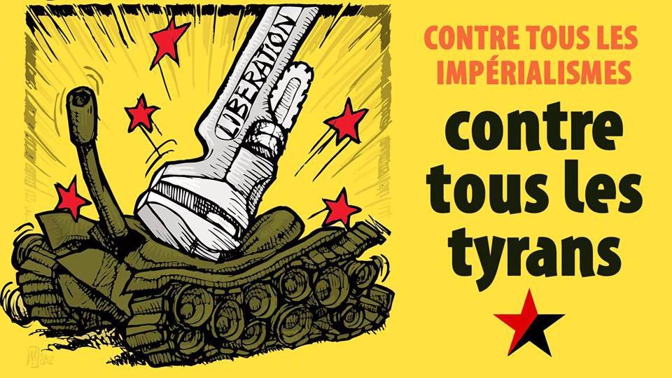 anarchisme anarchie libertaire impérialisme anti-impérialisme anticapitalisme internationalisme