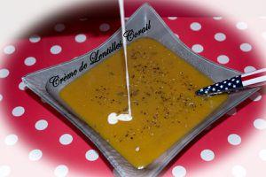 Crème de Lentilles Corail