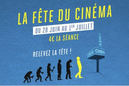 LA FETE DU CINEMA