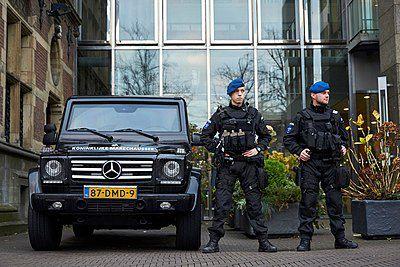 de Marechaussee = instant néerlandais du jour (2021_10_13)