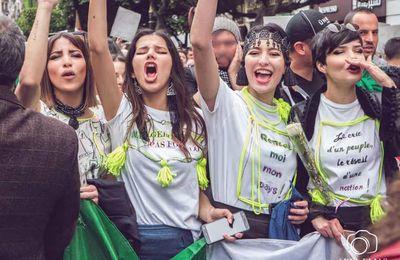 Les luttes des femmes au Maghreb
