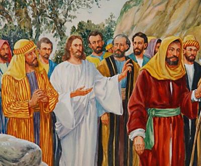 Evangile du Vendredi 04 Juin « Le Messie est le fils de David ? » (Mc 12, 35-37) #parti2zero #evangile