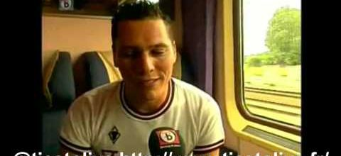 Vidéo: Tiësto - Officer of the Order of Orange-Nassau - May 20, 2004