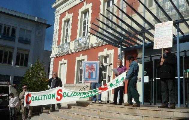 La Coalition Solidarité Santé