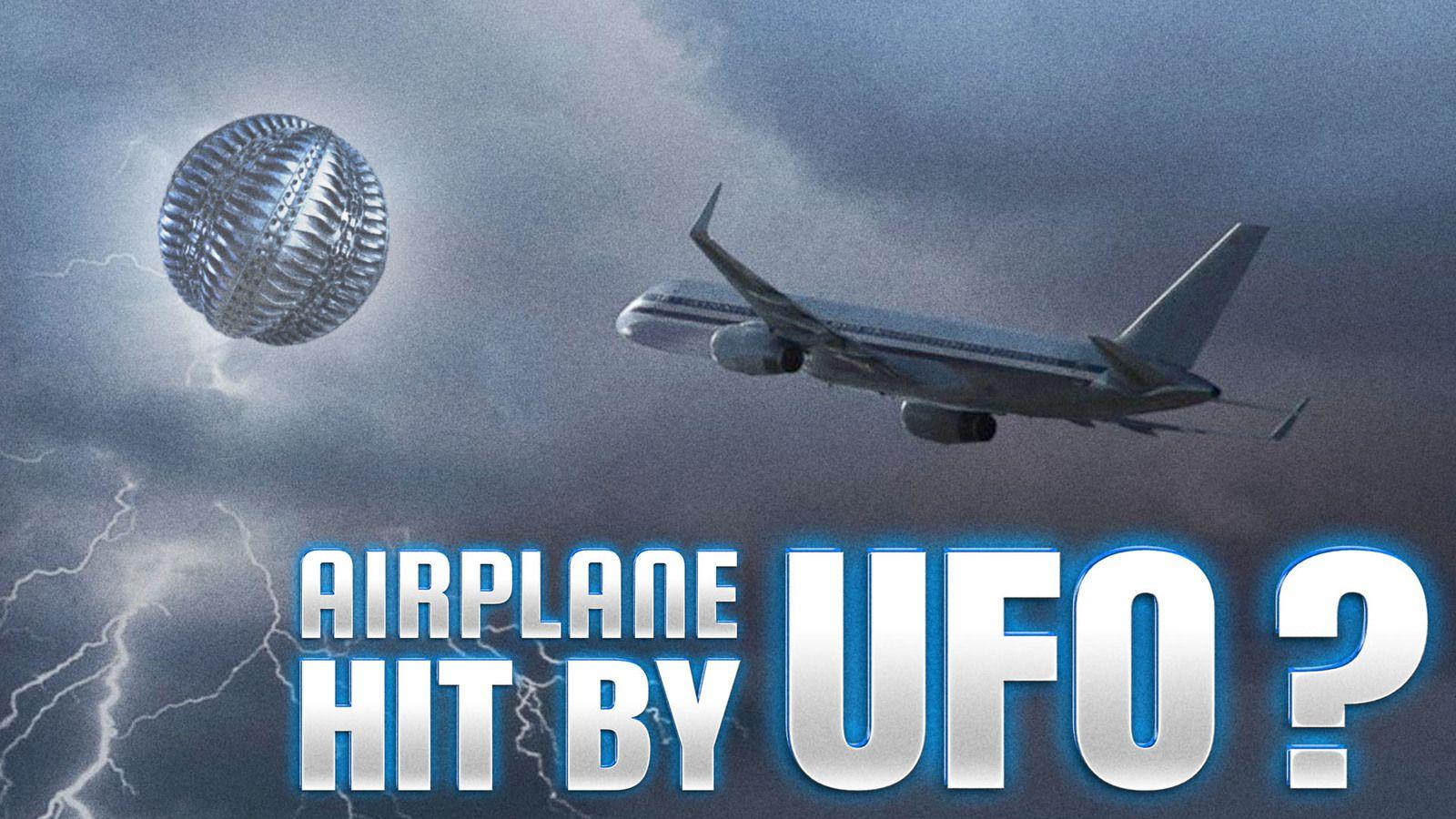 UFO SIGHTING NEWS : NBA Stars' Plane Hit by a UFO in 2017 👽