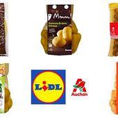 Auchan et Lidl rappellent des pommes de terre en raison des insecticides