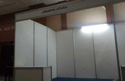 Sewa Booth Pameran, Booth R8