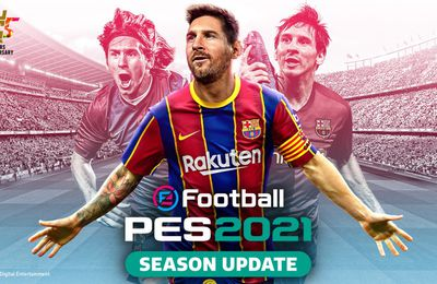 Test eFootball PES 2021