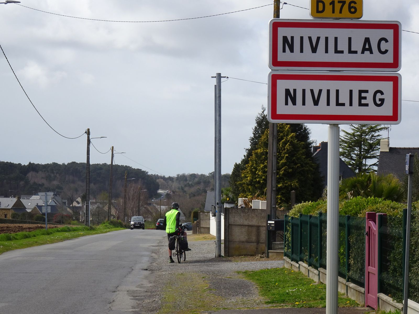 Au fil de la Vilaine - Etape 8 - Redon / Nivillac   - 72,5 km - A.R