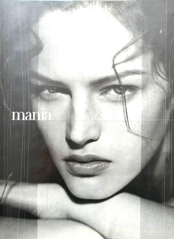 Mania de Giorgio ARMANI