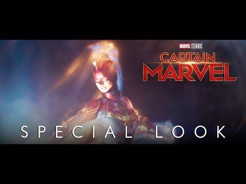 Captain Marvel, troisième bande-annonce !