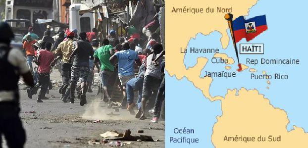 Solidarité avec le peuple haïten !