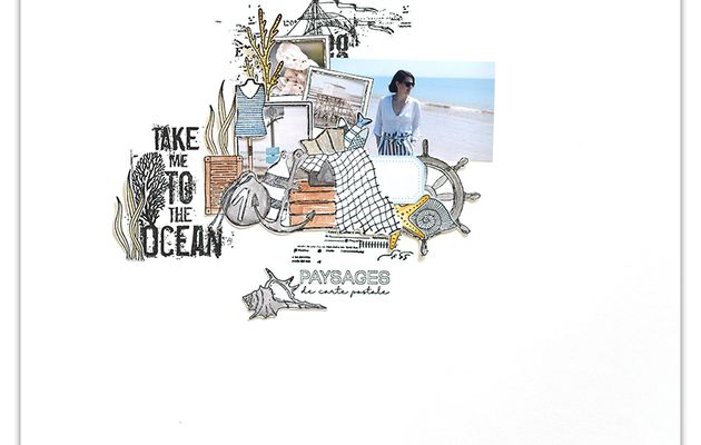 PAGE - Take me to the ocean