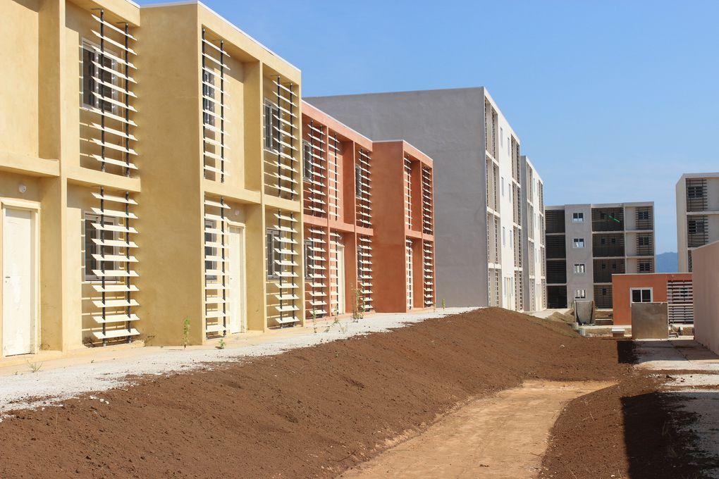 """Esta é apenas a primeira fase do projecto habitacional """"Horizonte, tudo começa aqui"""""""